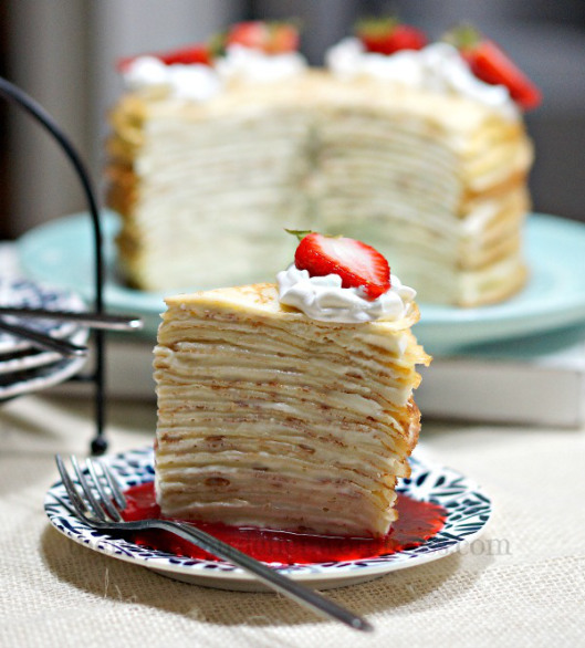 Mille Crepe Cake Recipe New York Times